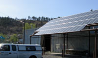 15kWh system in Flagstaff, Arizona.