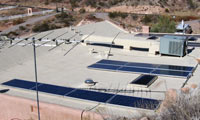 3.96kWh system in Cornville, Arizona.