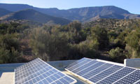 3.2kWh system in Cottonwood, Arizona.