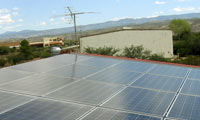 4.16kWh system in Camp Verde, Arizona.