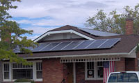 6.0kWh system in Winslow, Arizona.