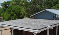 4.0kWh system in Camp Verde, Arizona.